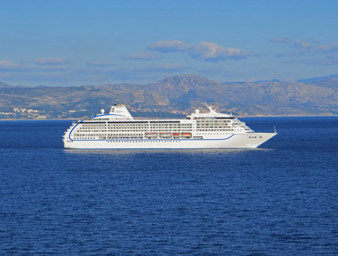 Cruise Lines Sailing to Tenerife